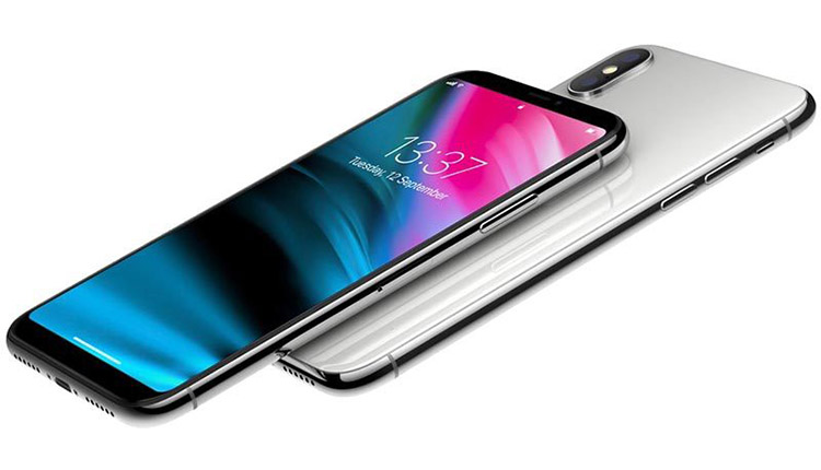 Review iPhone X - Glass Design - Smartphone