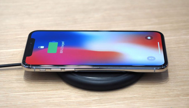 Review iPhone X - Wireless Charging - Smartphone